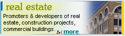 Promoters and Developers of Real Estate